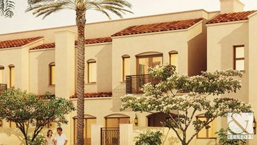 Bella Casa Villas Apartment for sale in Serena, Dubailand, Dubai
