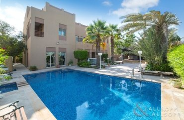 Villa for sale in The Meadows, Dubai
