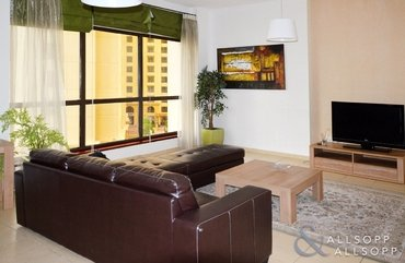 Apartment to rent in Jumeirah Beach Residence, Dubai